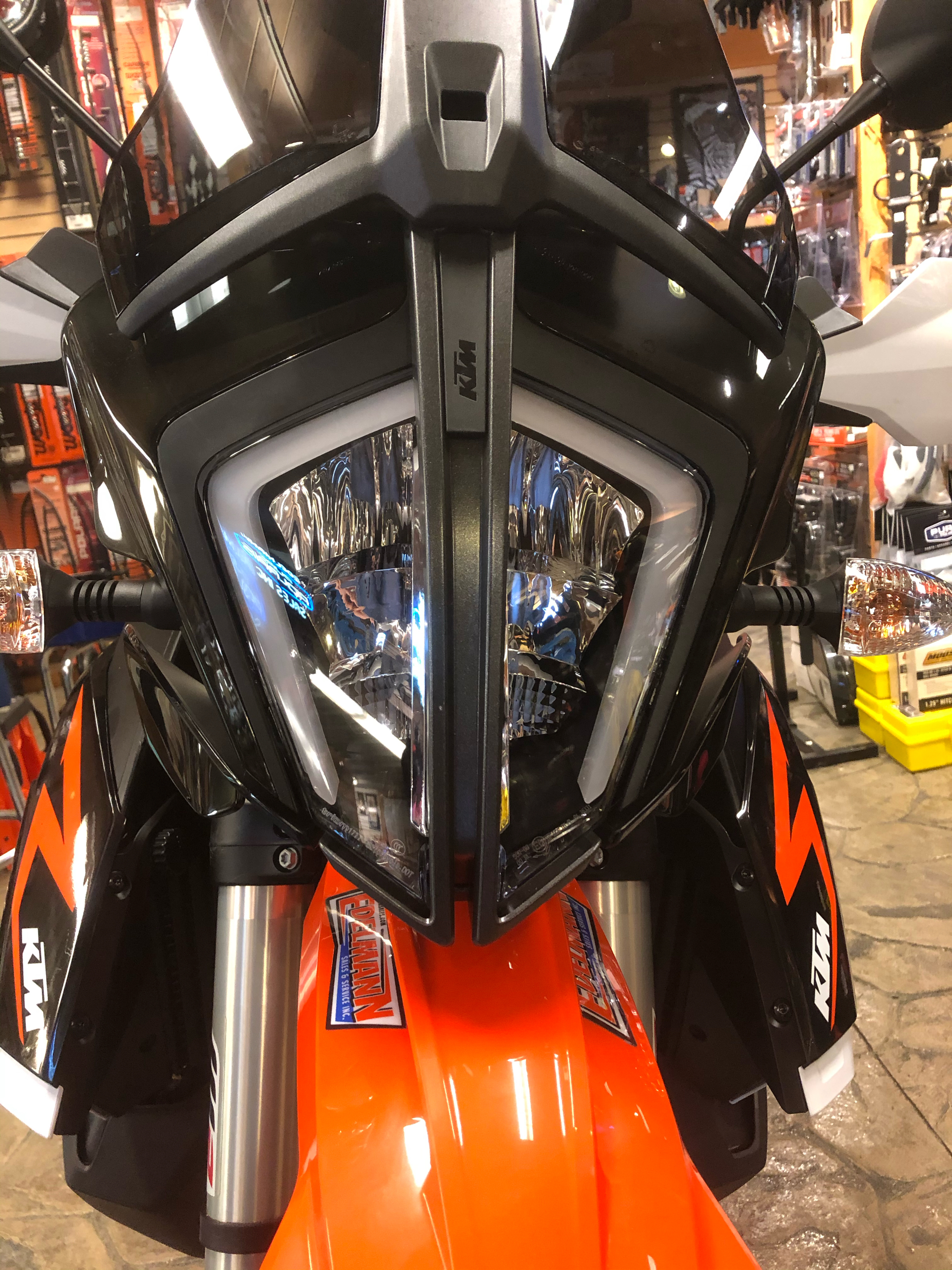 2021 KTM 890 Adventure R in Troy, New York - Photo 9