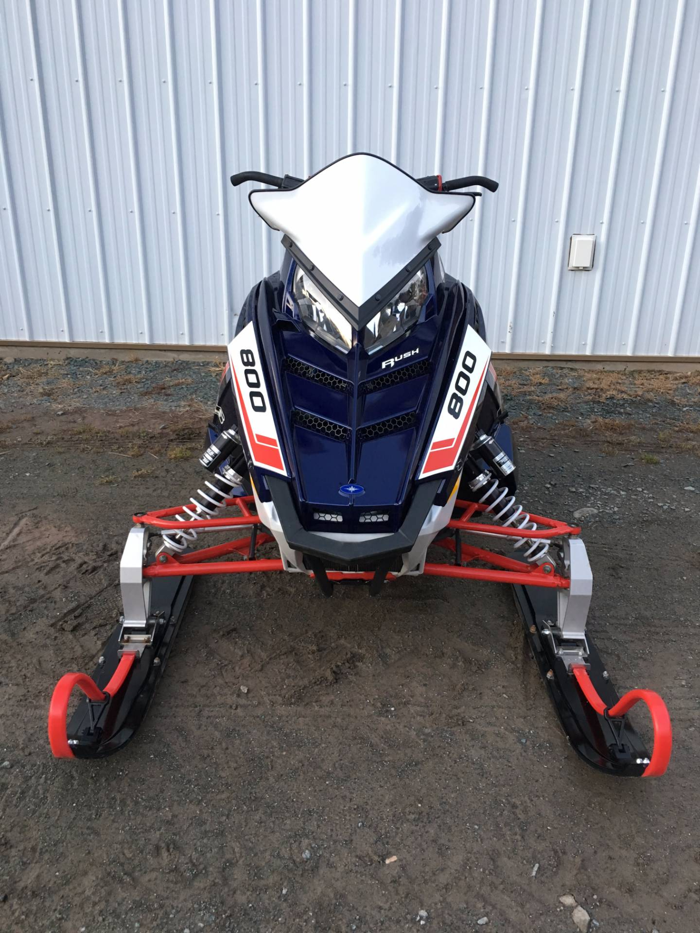 2013 Polaris 800 Rush® PRO-R ES SC Retro in Troy, New York
