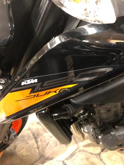 2020 KTM 790 Duke in Troy, New York - Photo 12