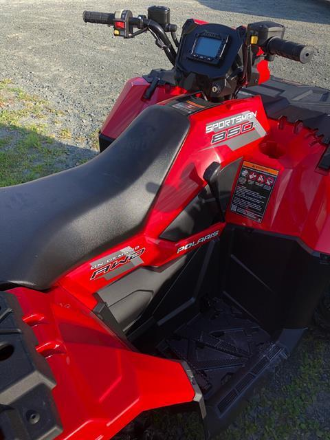 2020 Polaris Sportsman 850 in Troy, New York - Photo 9