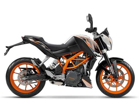 2016 KTM 390 Duke in Troy, New York