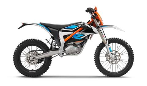 2020 KTM Freeride E-XC in Troy, New York