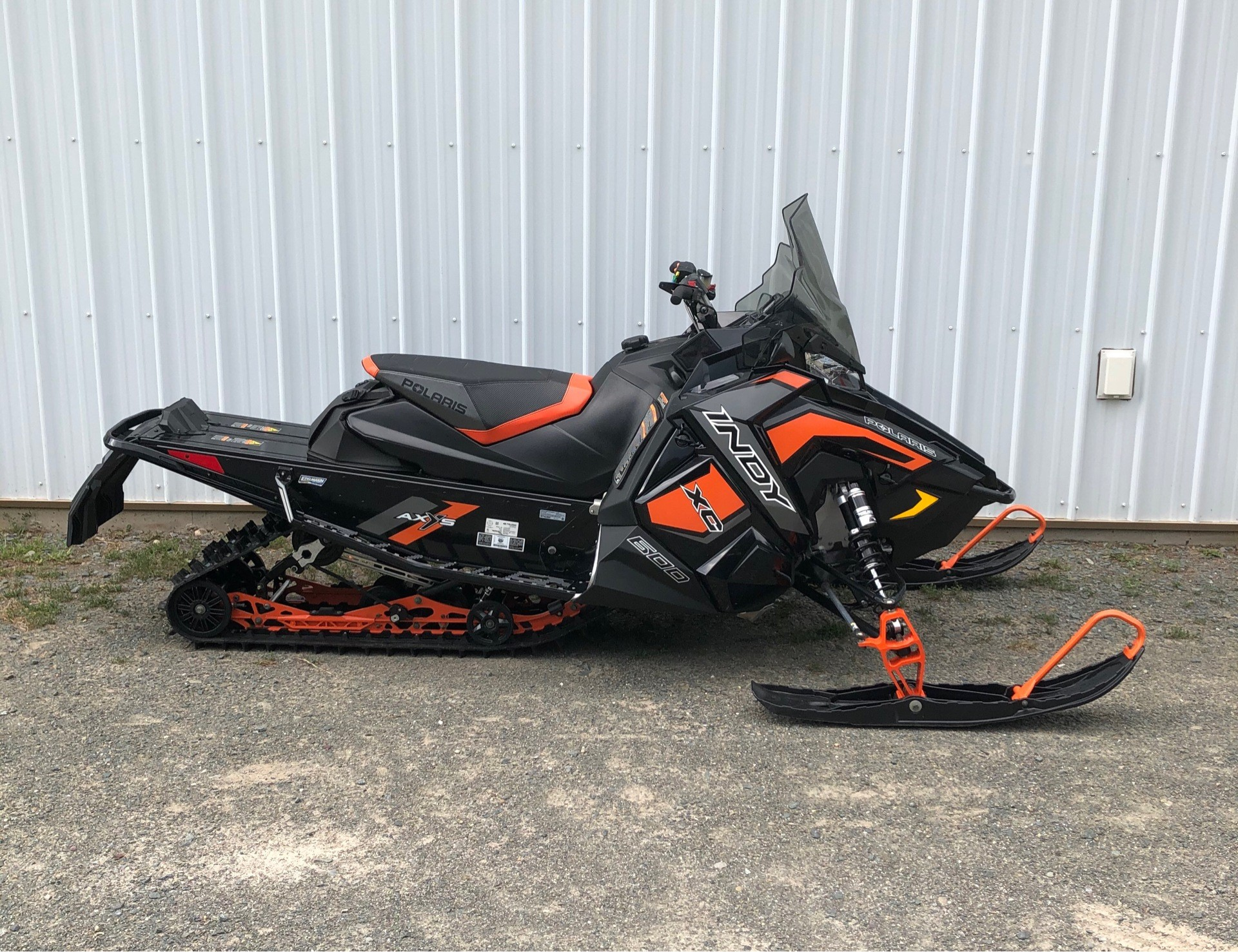 2019 Polaris 600 INDY XC 129 Snowcheck Select in Troy, New York - Photo 6