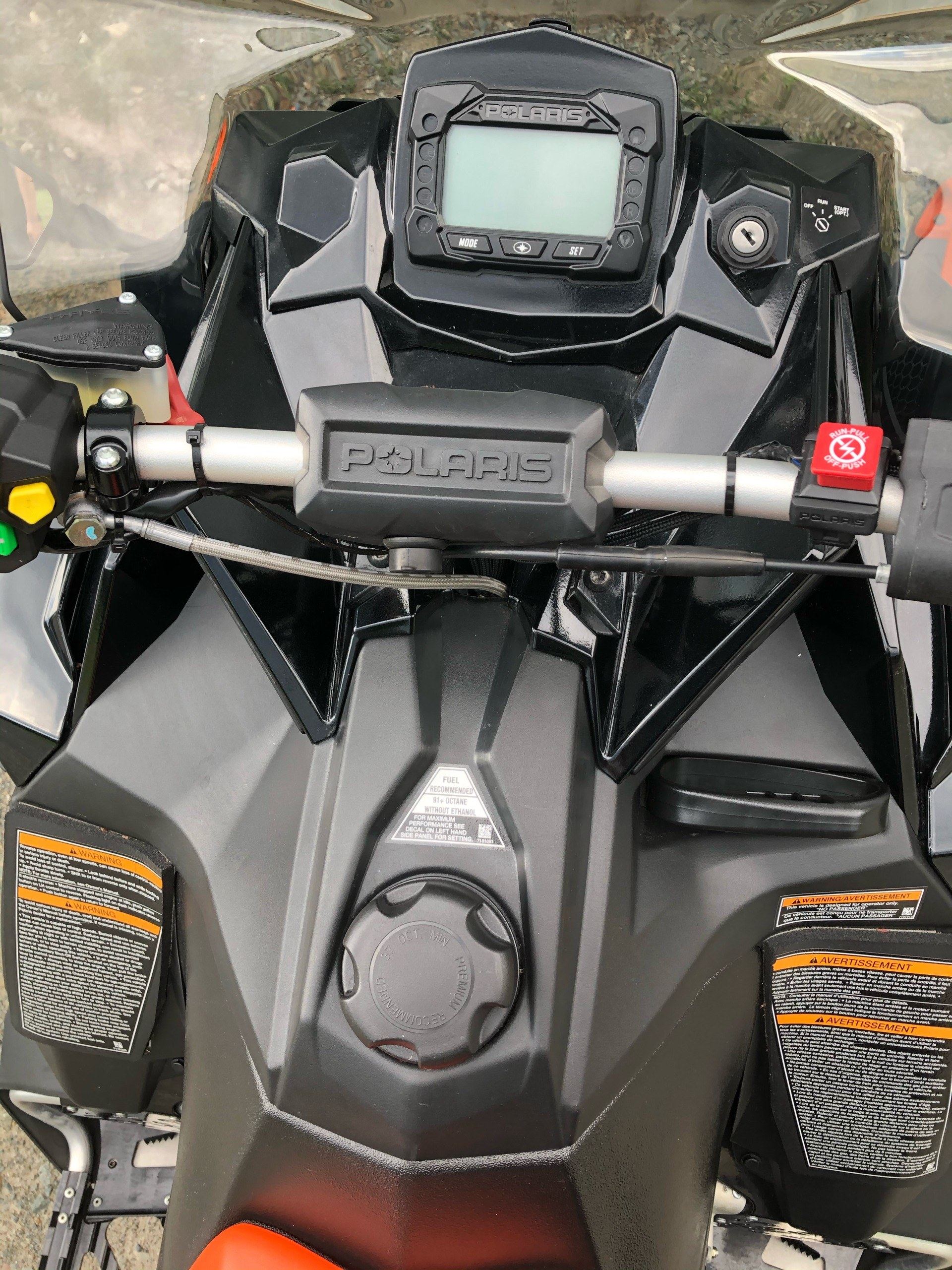 2019 Polaris 600 INDY XC 129 Snowcheck Select in Troy, New York - Photo 12