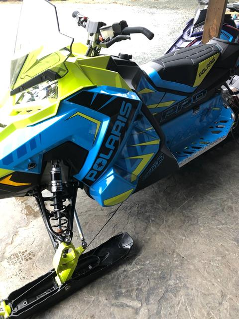 2020 Polaris 800 RUSH PRO-S SC in Troy, New York - Photo 2