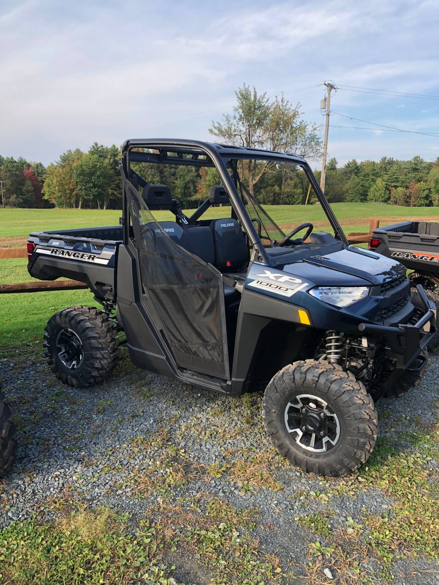 2020 Polaris Ranger XP 1000 Premium in Troy, New York - Photo 2