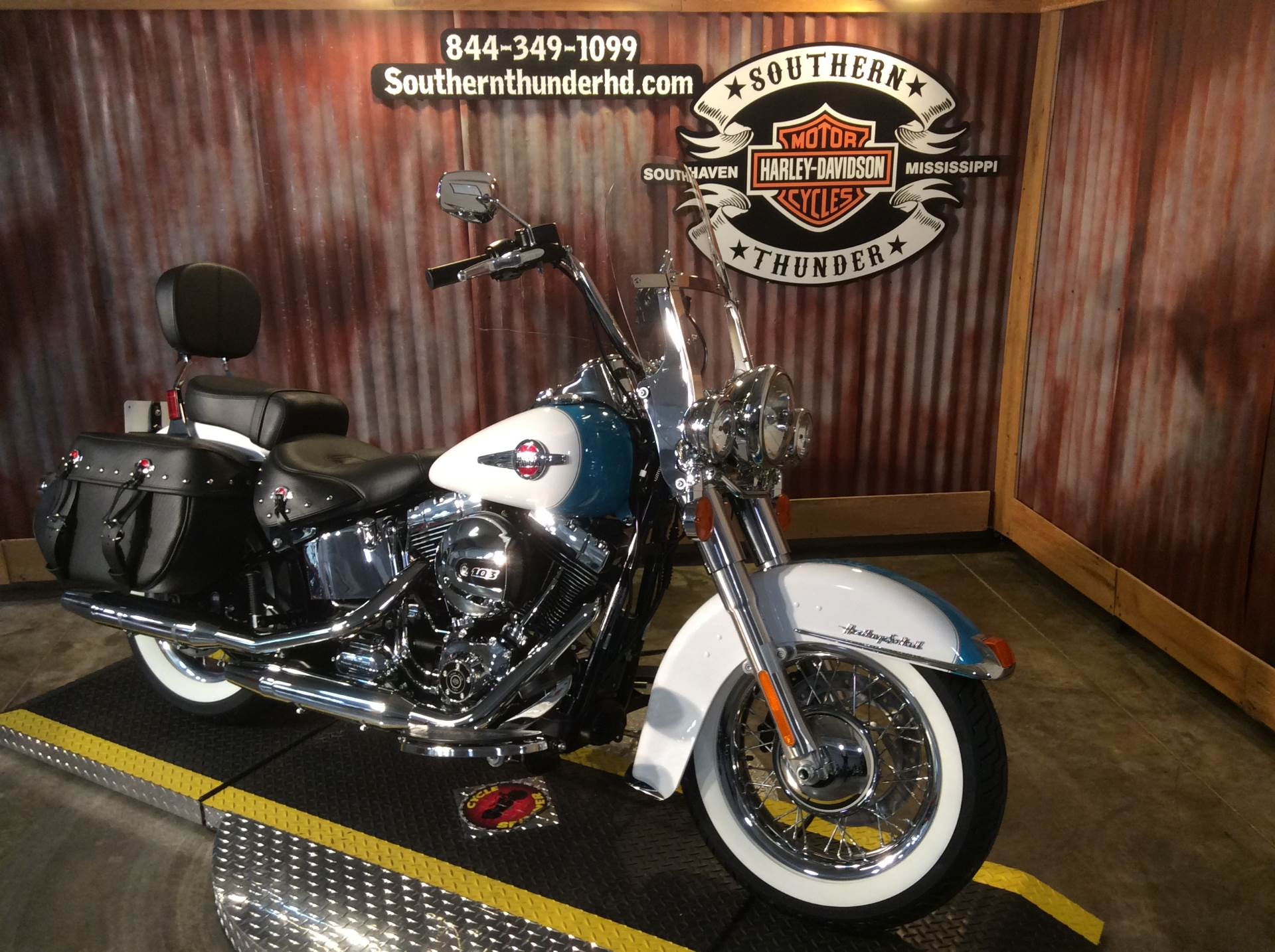 2017 Harley-Davidson Heritage Softail® Classic in Southaven, Mississippi