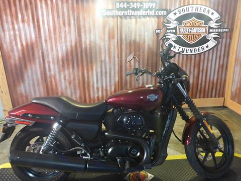 2015 Harley-Davidson Street™ 500 in Southaven, Mississippi