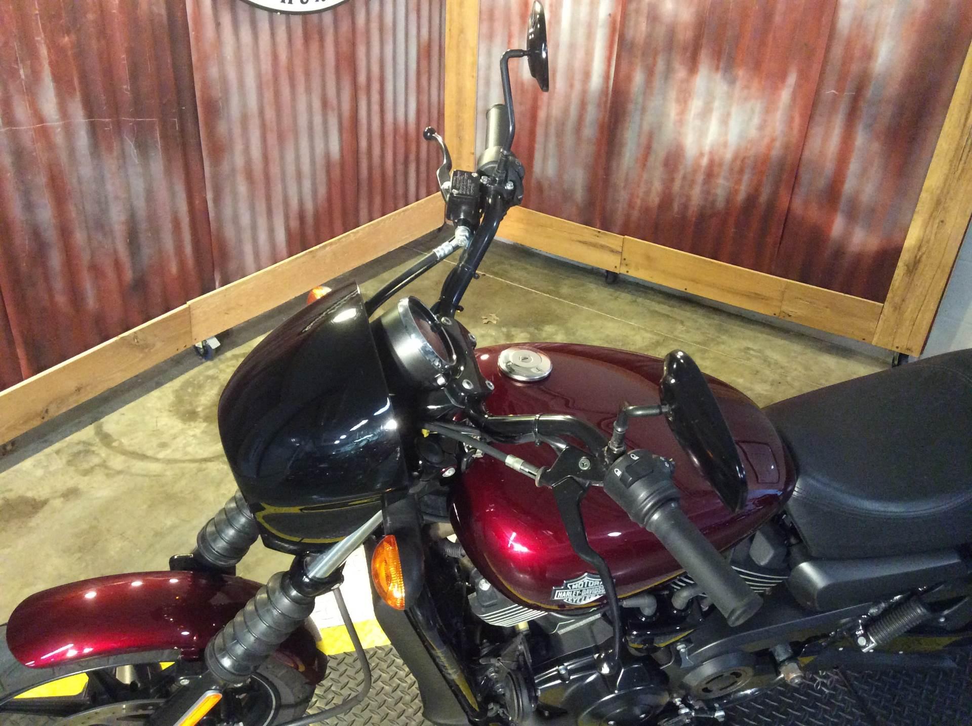 2015 Harley-Davidson Street™ 750 in Southaven, Mississippi
