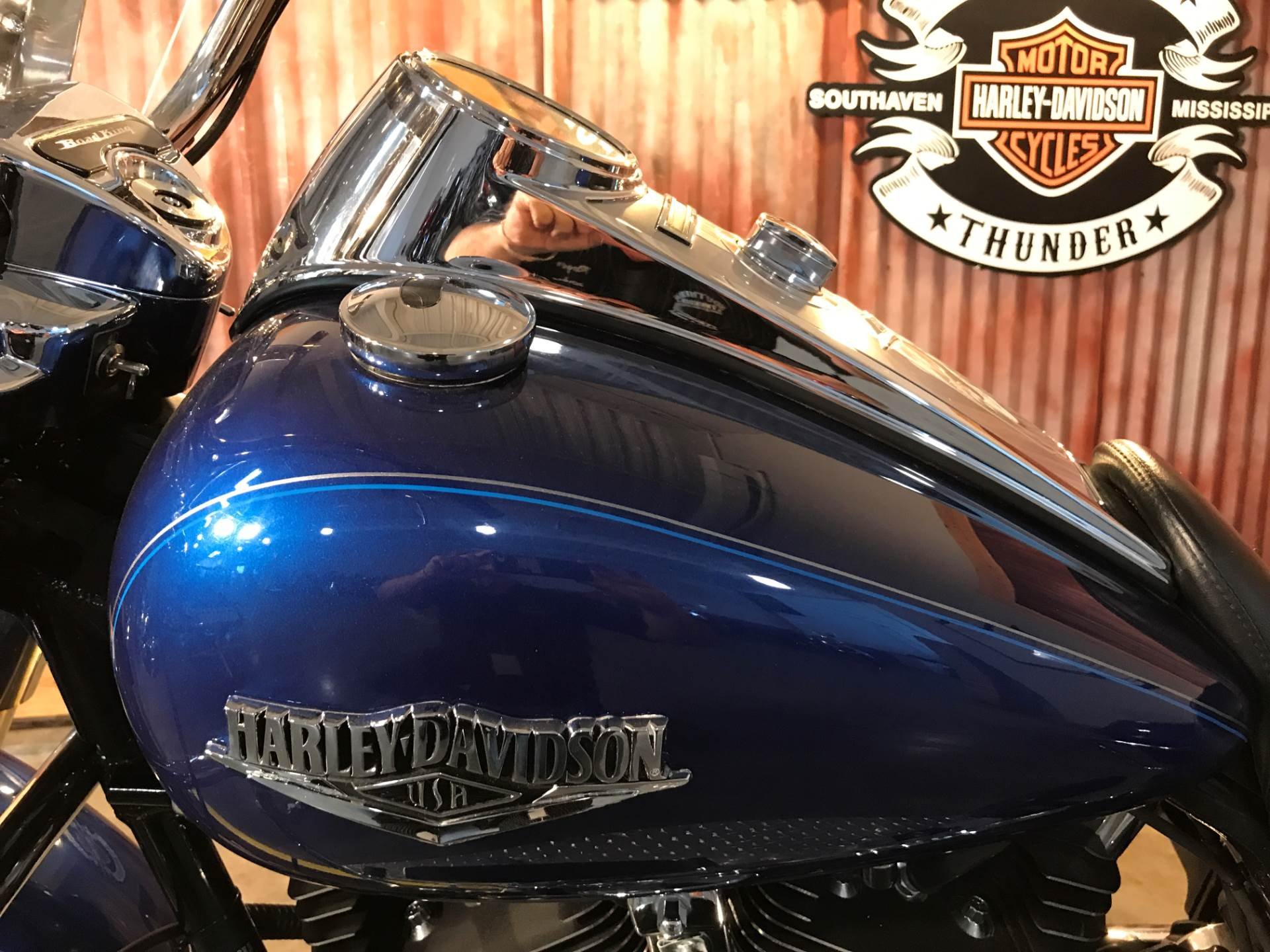2015 Harley-Davidson Road King® in Southaven, Mississippi