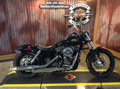 2016 Harley-Davidson Street Bob® in Southaven, Mississippi