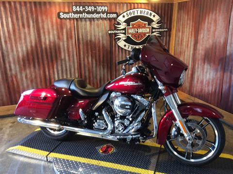 2016 Harley-Davidson Street Glide® Special in Southaven, Mississippi