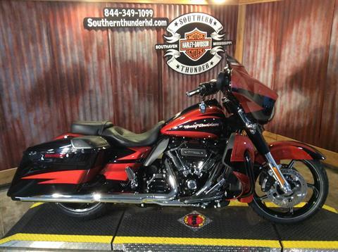 2017 Harley-Davidson CVO™ Street Glide® in Southaven, Mississippi
