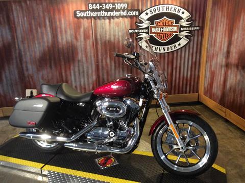 2017 Harley-Davidson Superlow 1200T in Southaven, Mississippi