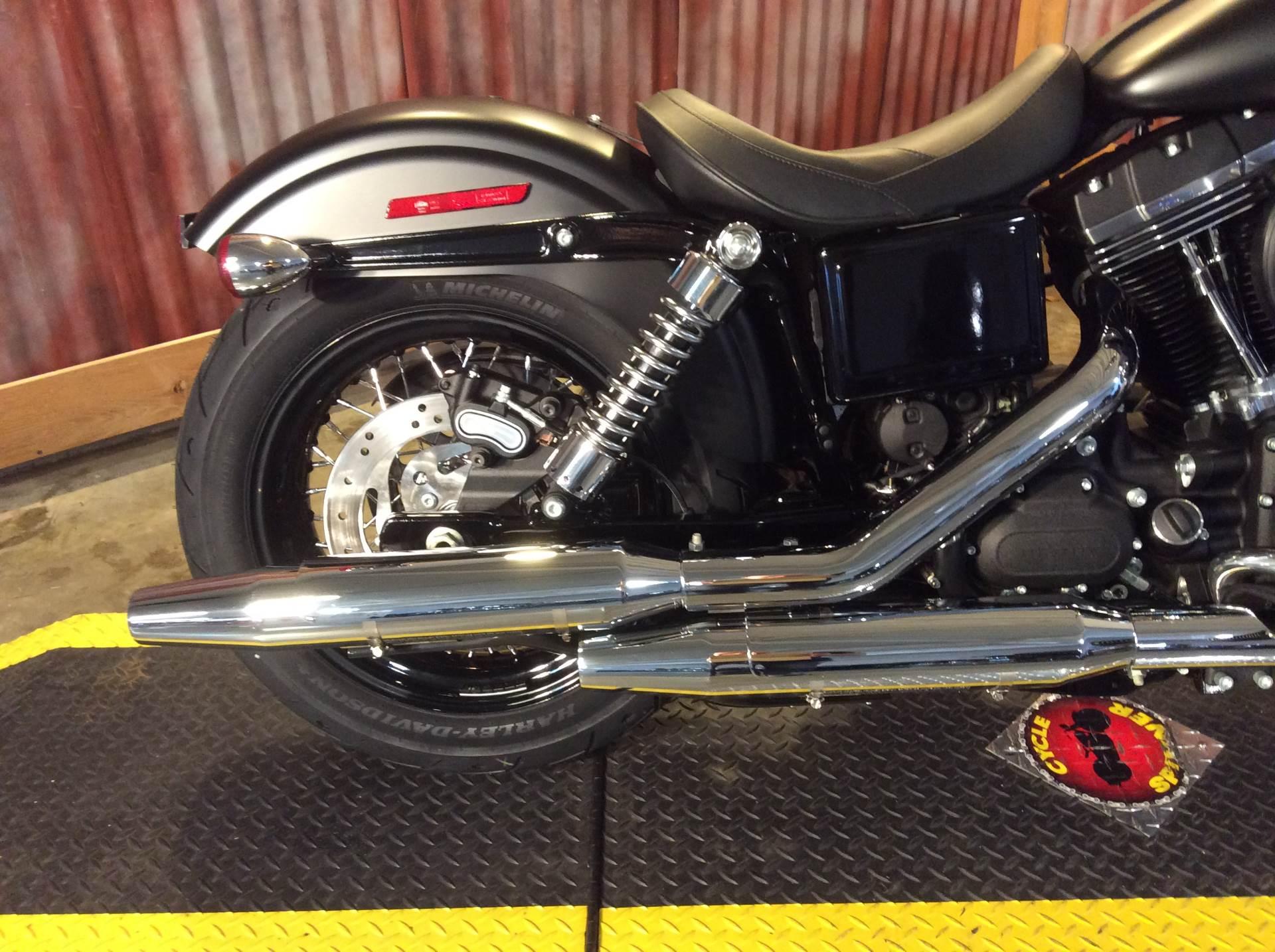 2017 Harley-Davidson Street Bob® in Southaven, Mississippi