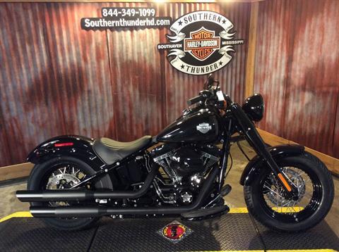 2017 Harley-Davidson Softail Slim® S in Southaven, Mississippi