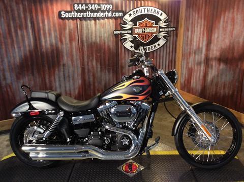 2017 Harley-Davidson Wide Glide in Southaven, Mississippi