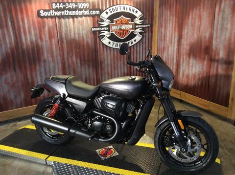 2017 Harley-Davidson Street™ Rod in Southaven, Mississippi
