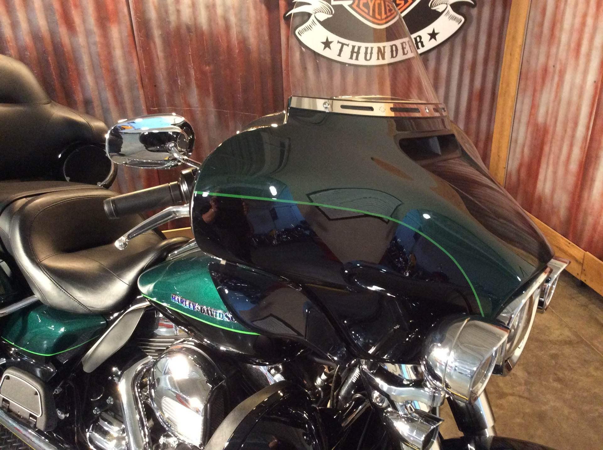 2015 Harley-Davidson Ultra Limited in Southaven, Mississippi
