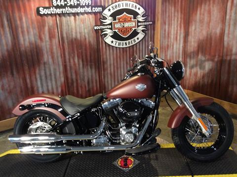 2017 Harley-Davidson Softail Slim® in Southaven, Mississippi