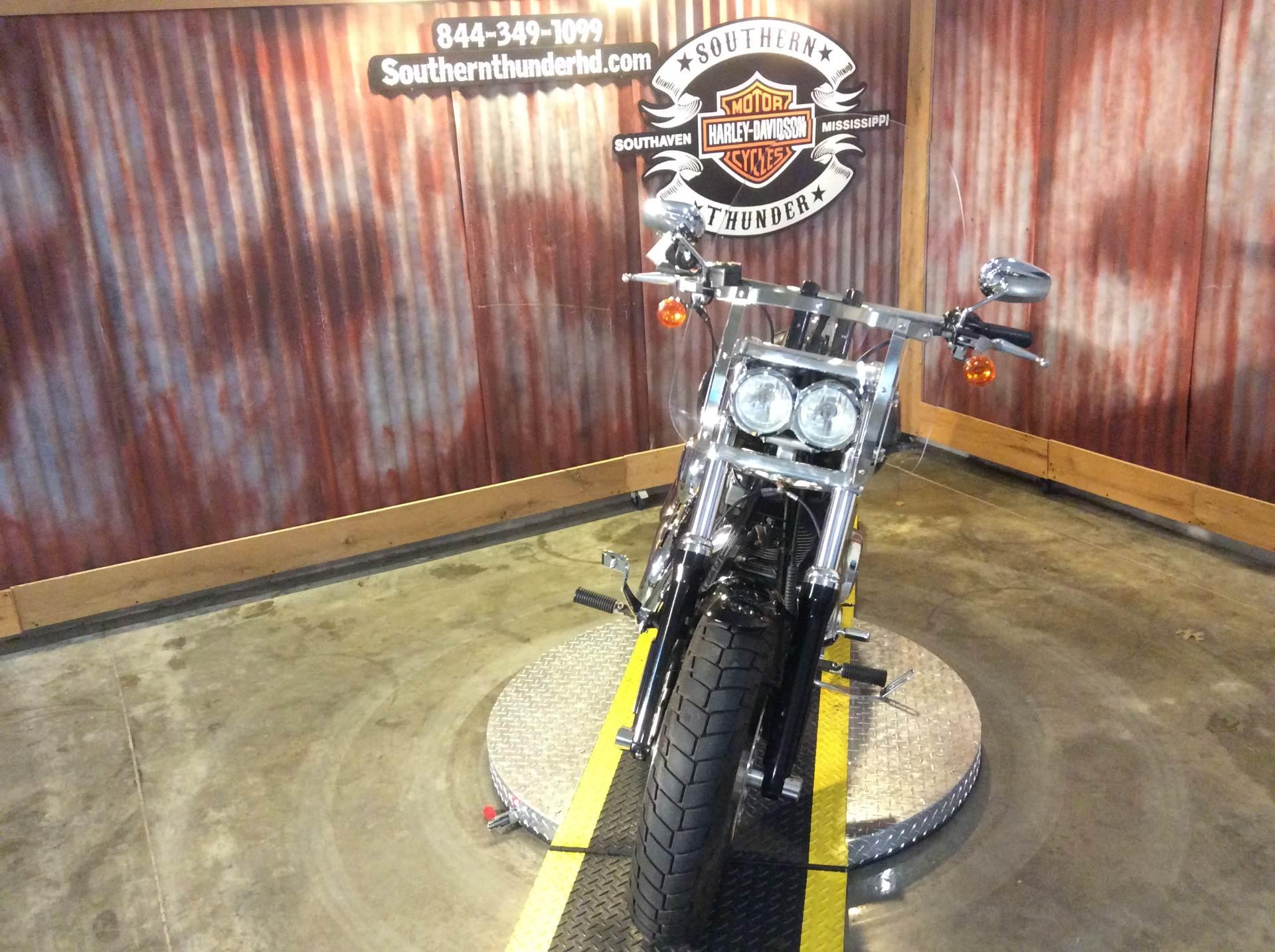 2008 Harley-Davidson Dyna Fat Bob in Southaven, Mississippi