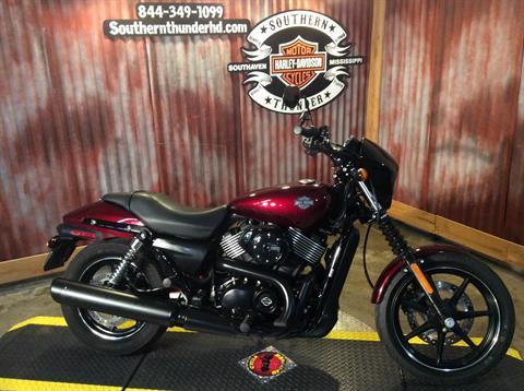 2016 Harley-Davidson Street® 750 in Southaven, Mississippi