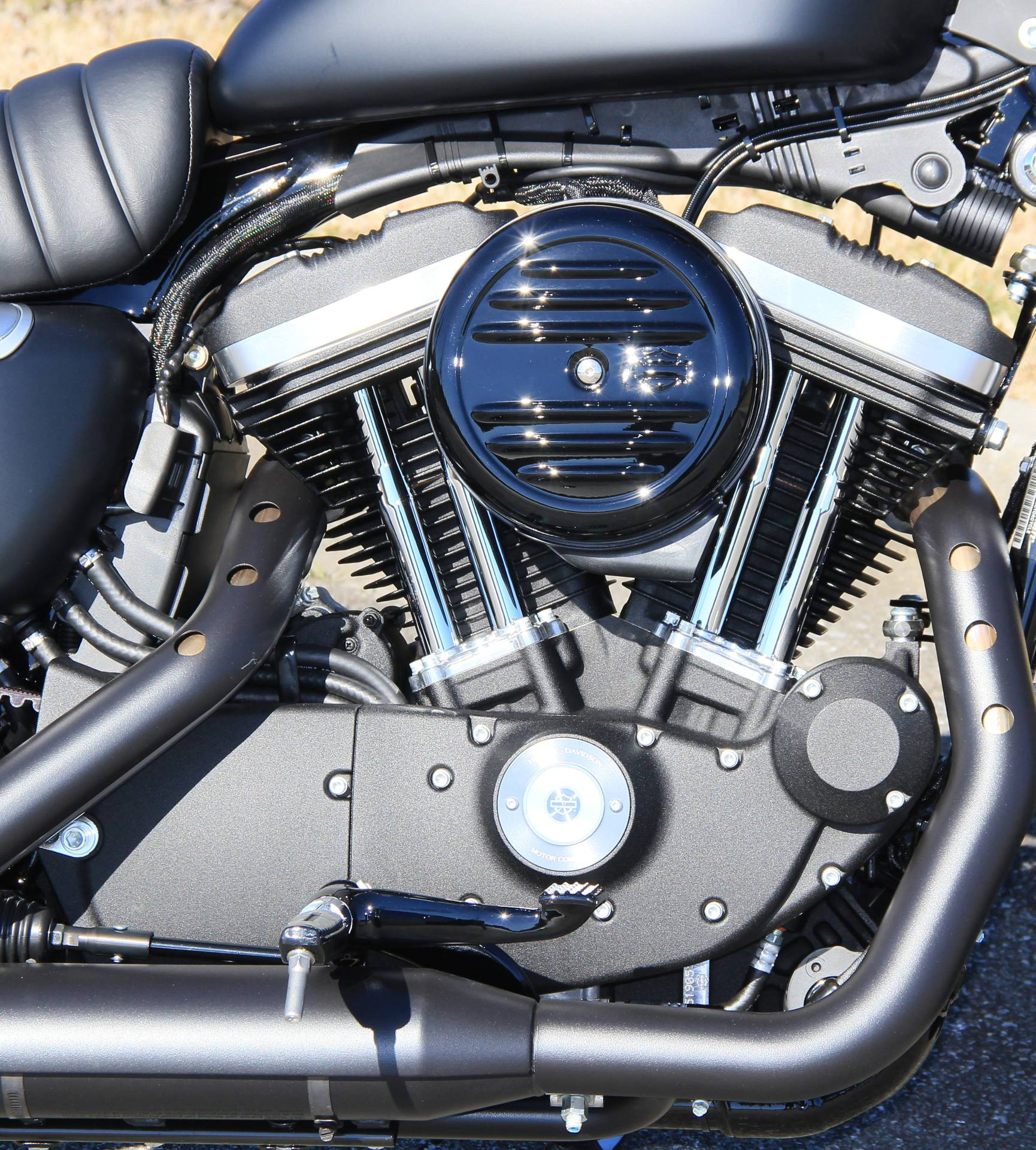 2020 Harley-Davidson Iron 883 in Cartersville, Georgia - Photo 12