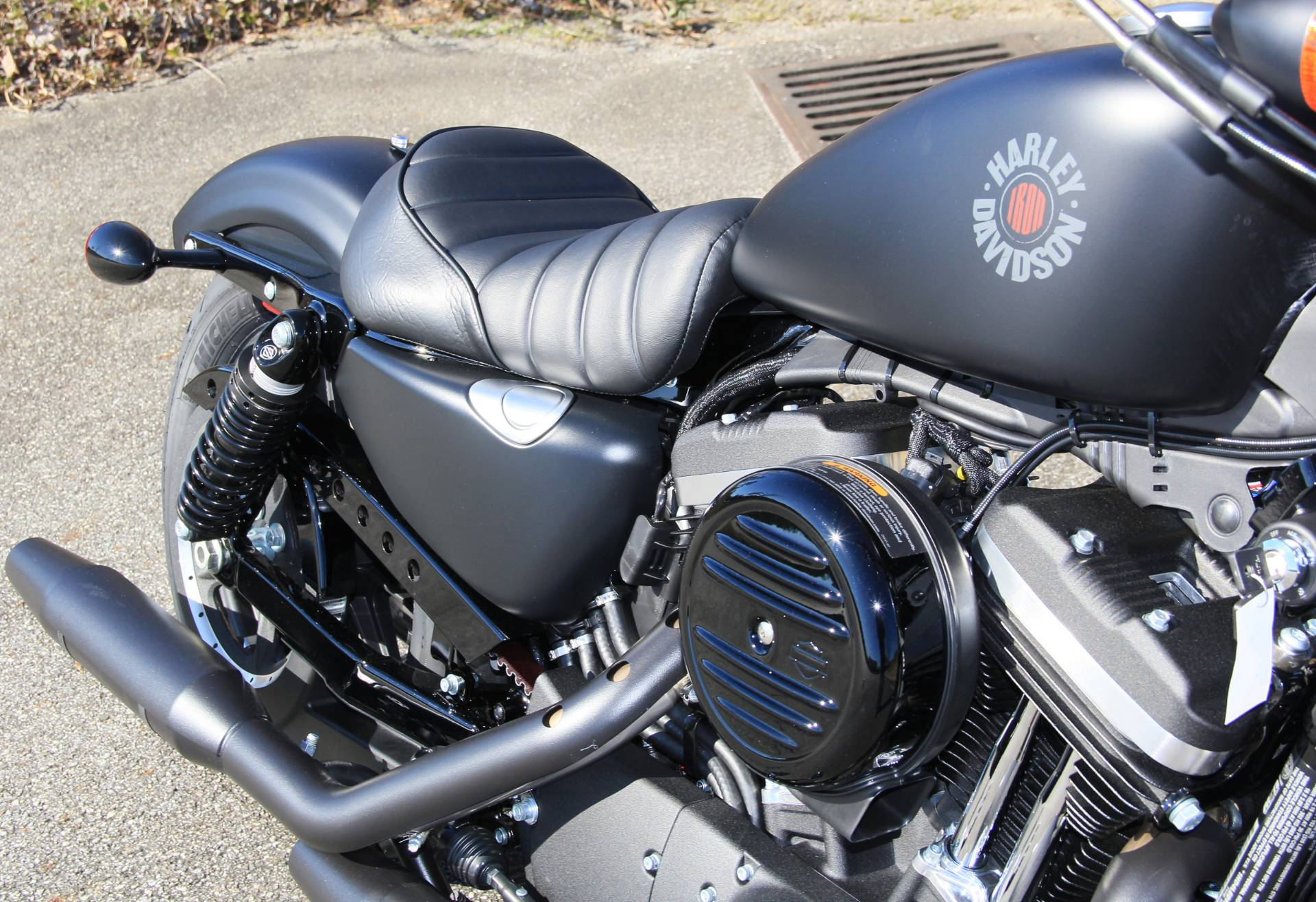2020 Harley-Davidson Iron 883 in Cartersville, Georgia - Photo 13