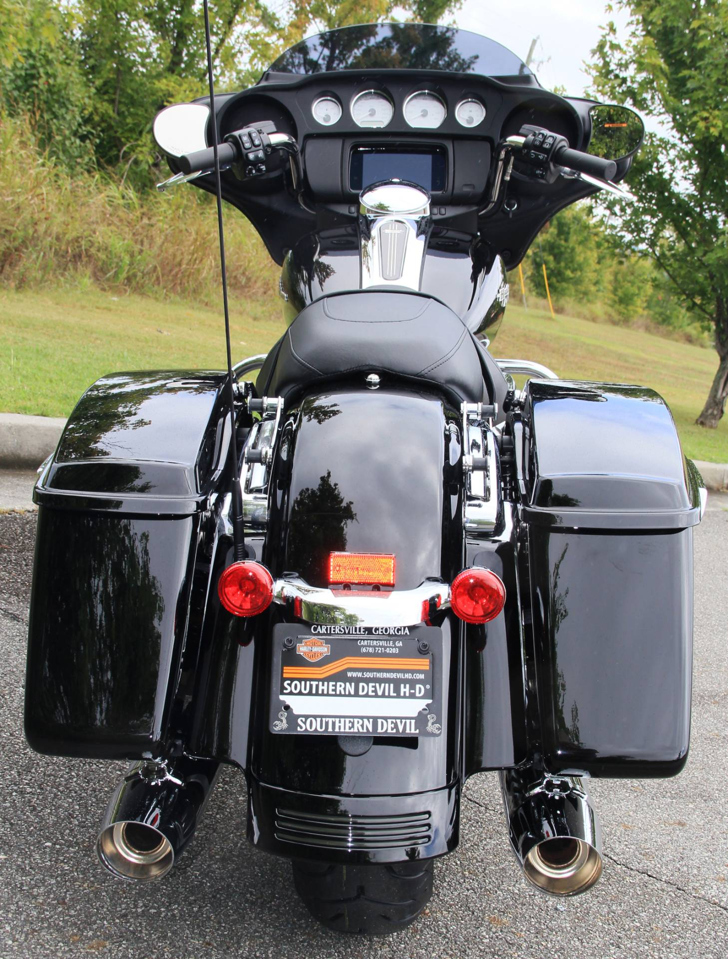 2020 Harley-Davidson Street Glide in Cartersville, Georgia - Photo 7
