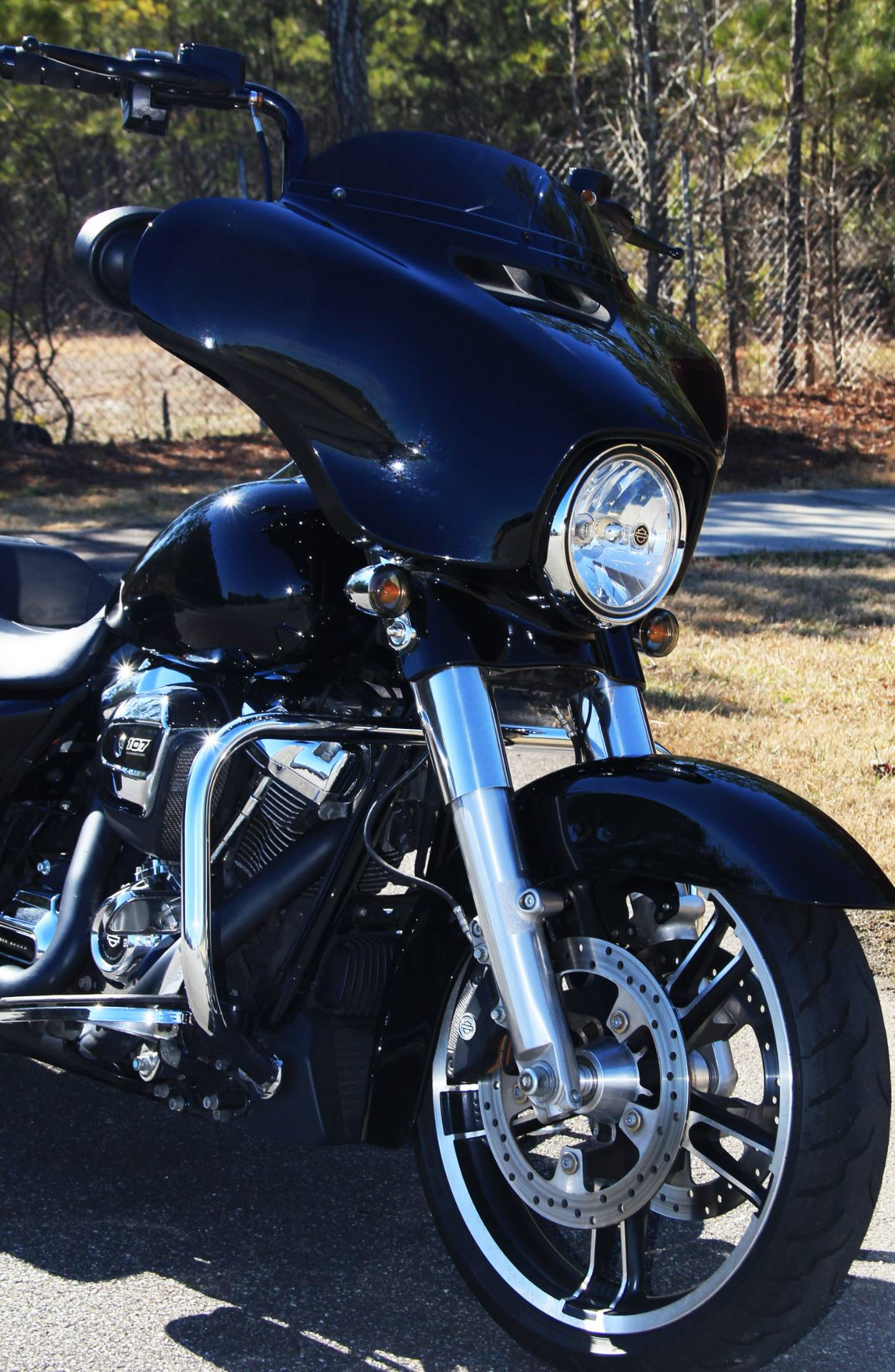 2017 Harley-Davidson Street Glide Special in Cartersville, Georgia - Photo 3