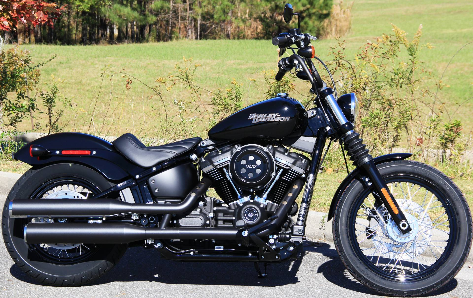 2020 Harley-Davidson Street Bob® in Cartersville, Georgia - Photo 2
