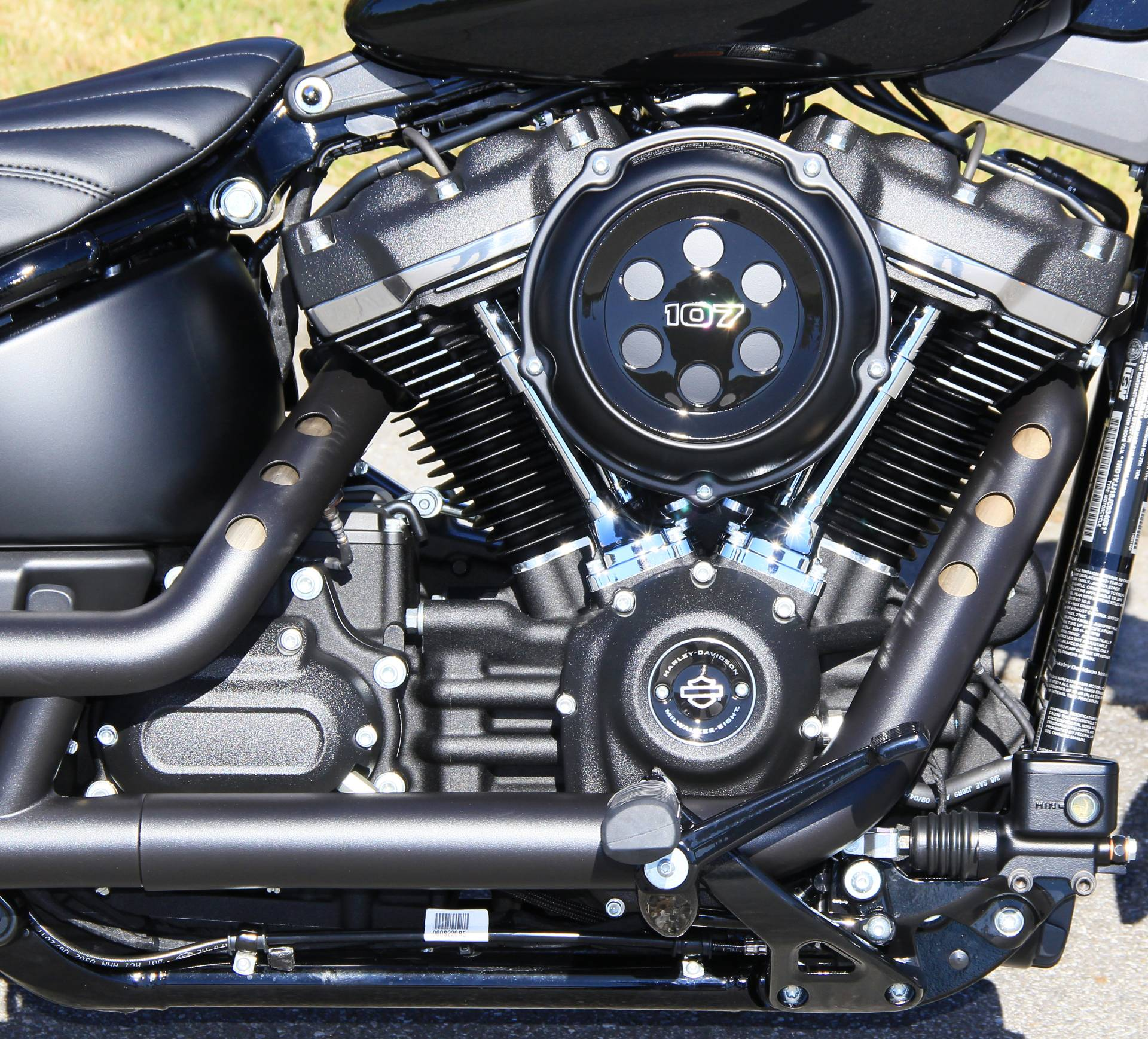 2020 Harley-Davidson Street Bob® in Cartersville, Georgia - Photo 12
