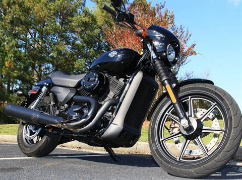 2018 Harley-Davidson Street 500 in Cartersville, Georgia - Photo 2