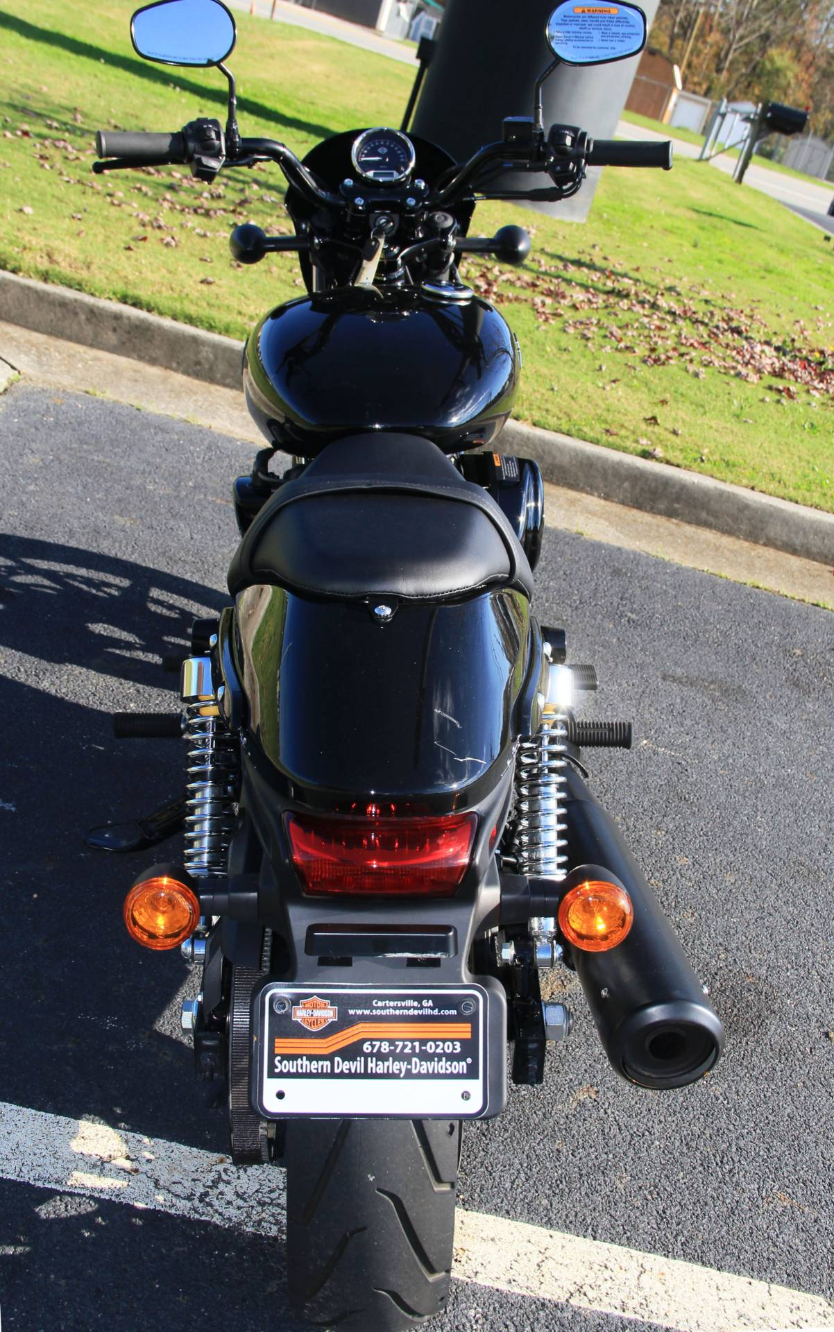 2018 Harley-Davidson Street 500 in Cartersville, Georgia - Photo 6