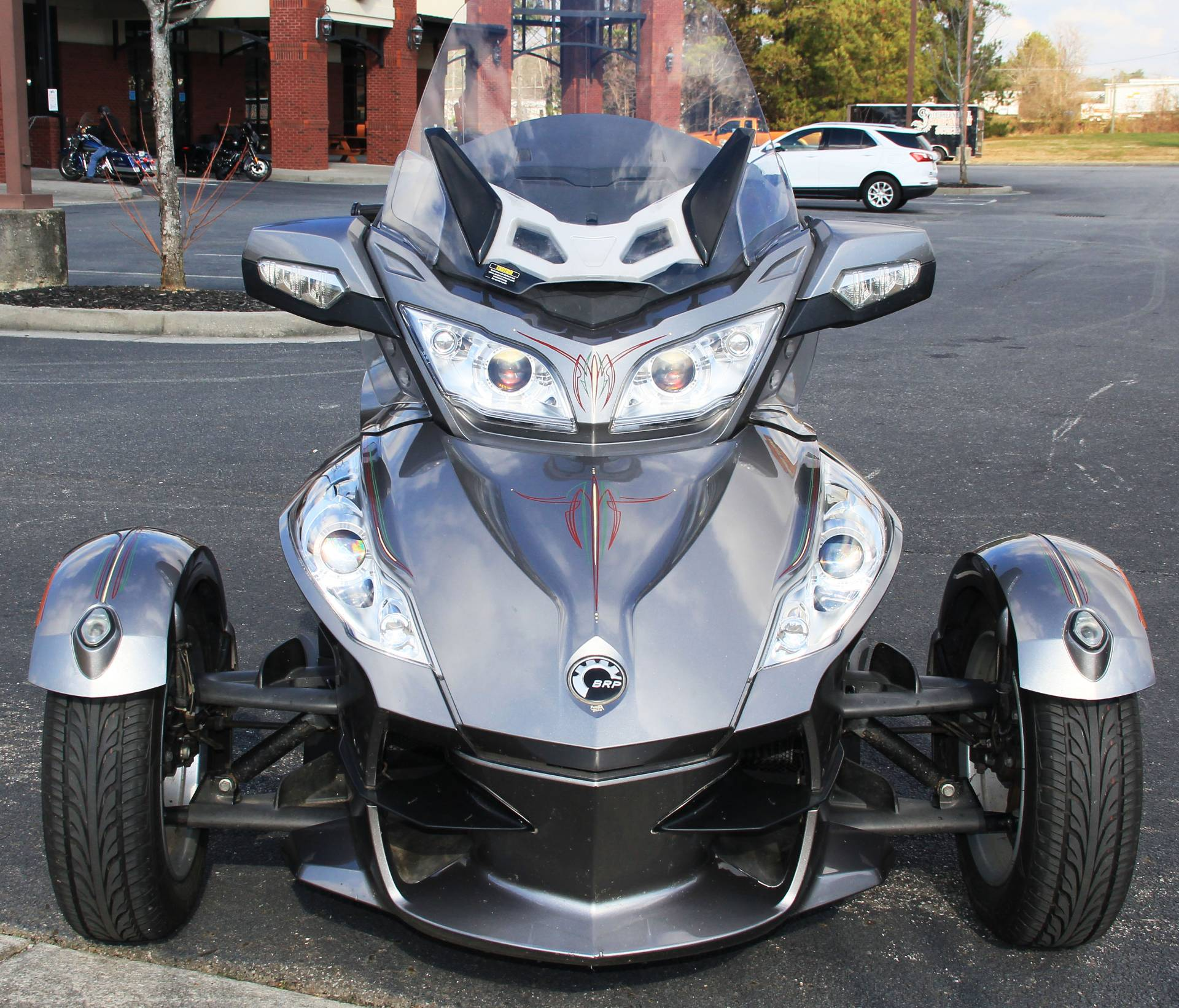 2011 Can-Am Spyder in Cartersville, Georgia - Photo 3