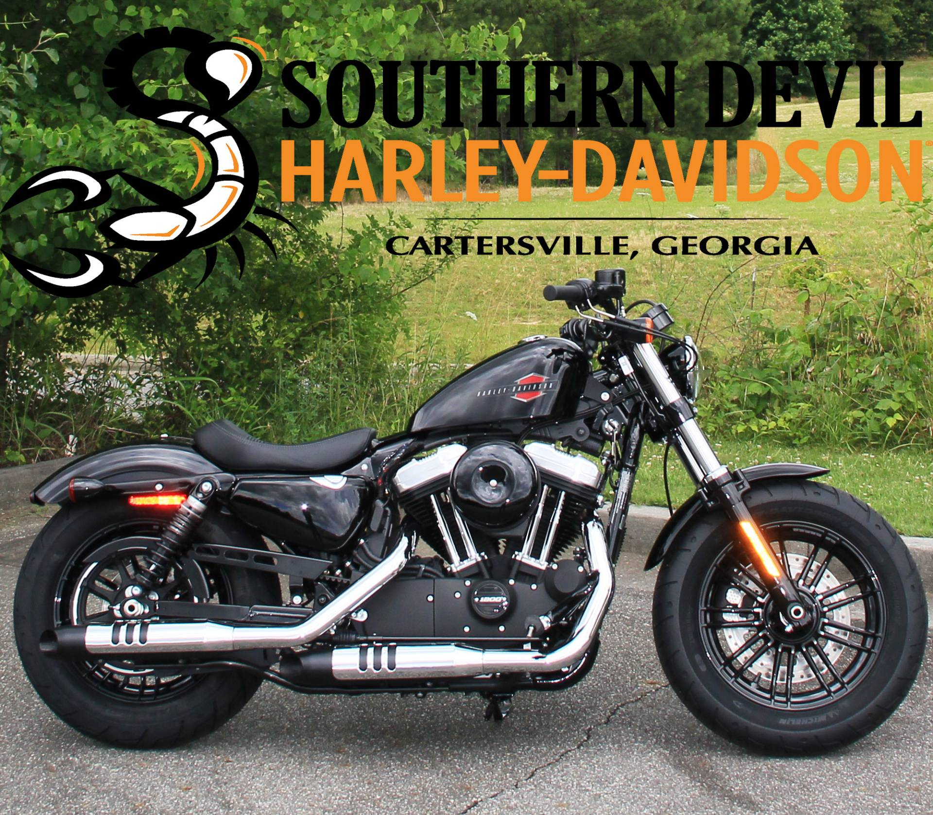 "2021 Harley-Davidson ""48"" in Cartersville, Georgia - Photo 1"