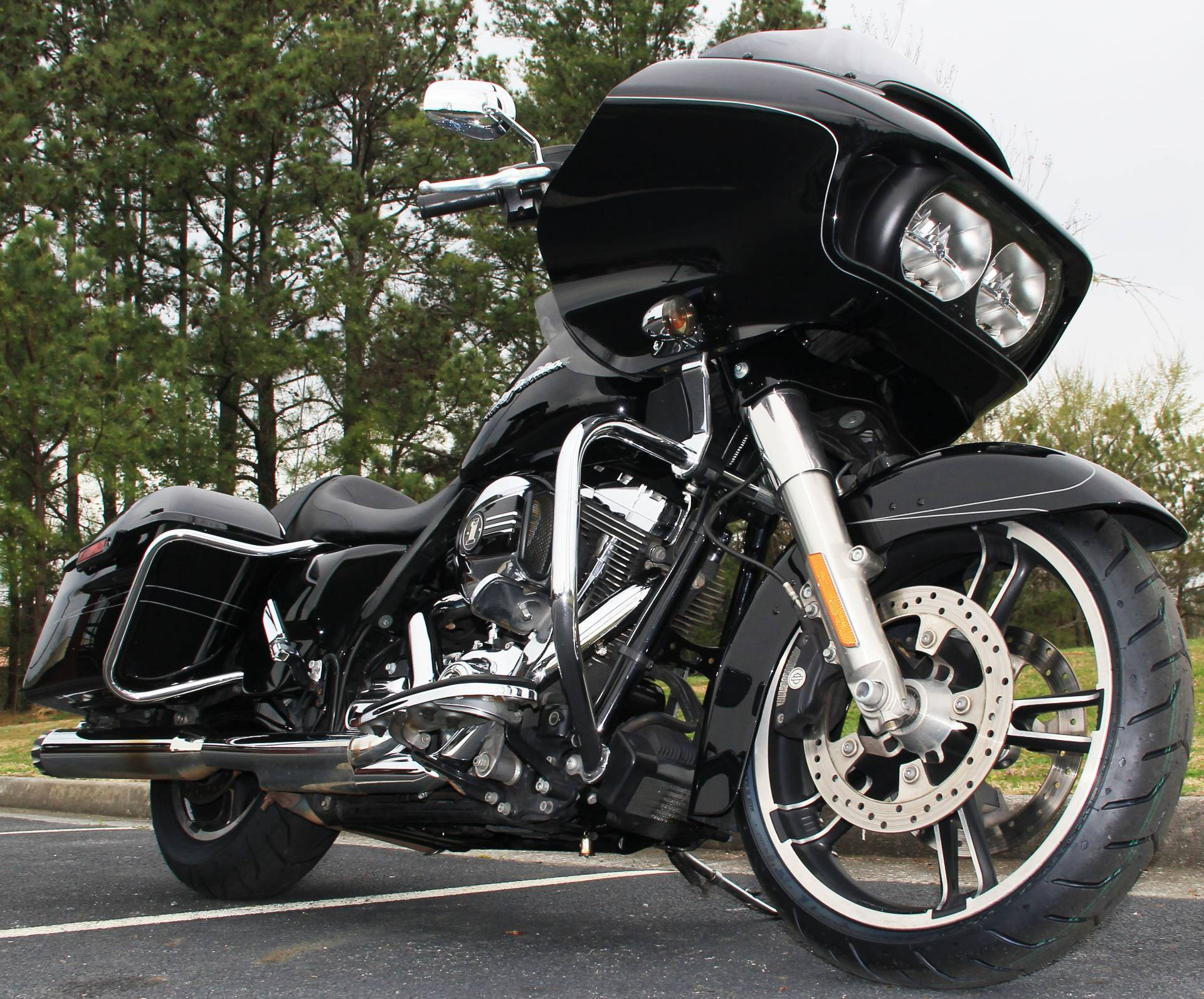 2015 Harley-Davidson Road Glide Special in Cartersville, Georgia - Photo 2