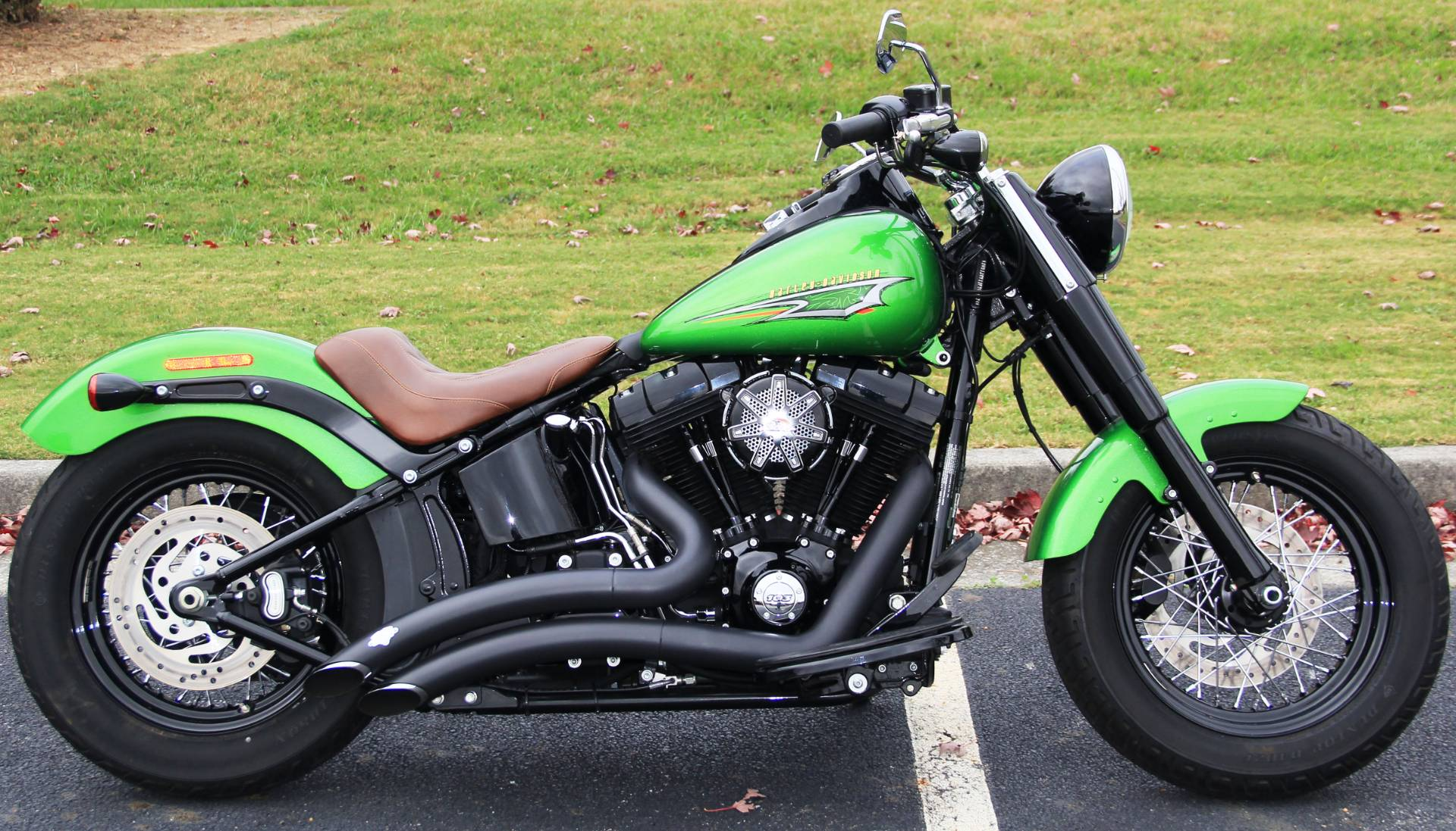 2015 Harley-Davidson Softail Slim in Cartersville, Georgia - Photo 1