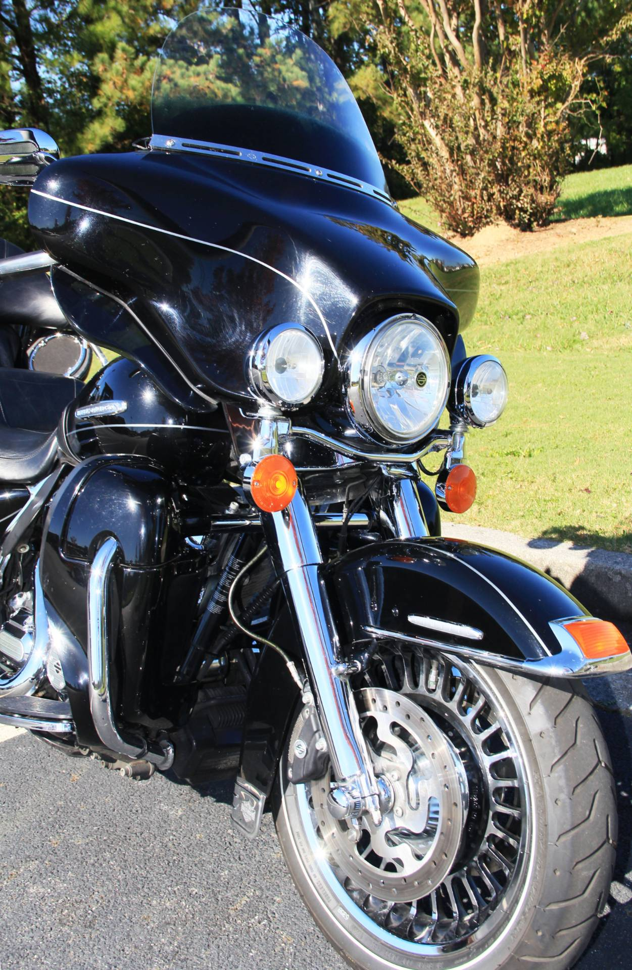 2011 Harley-Davidson Ultra Limited in Cartersville, Georgia - Photo 3