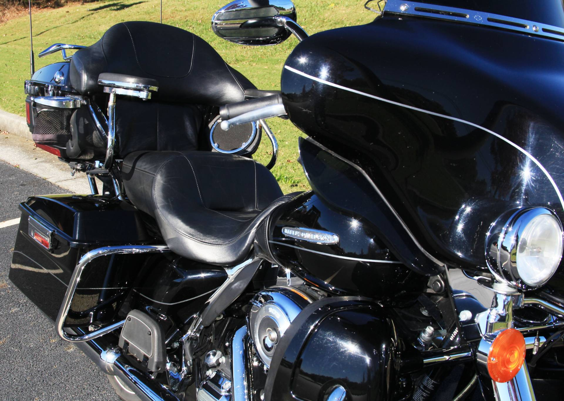 2011 Harley-Davidson Ultra Limited in Cartersville, Georgia - Photo 12