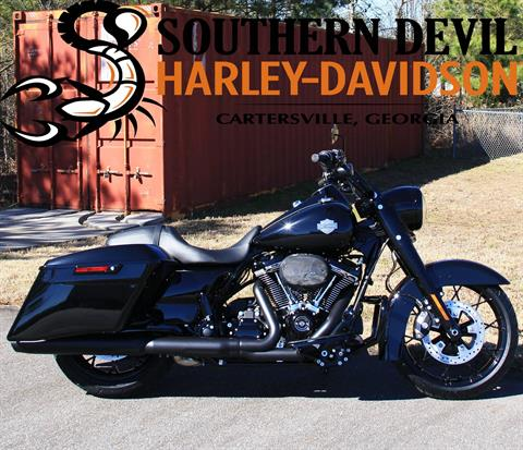 2021 Harley-Davidson Road King Special in Cartersville, Georgia - Photo 1