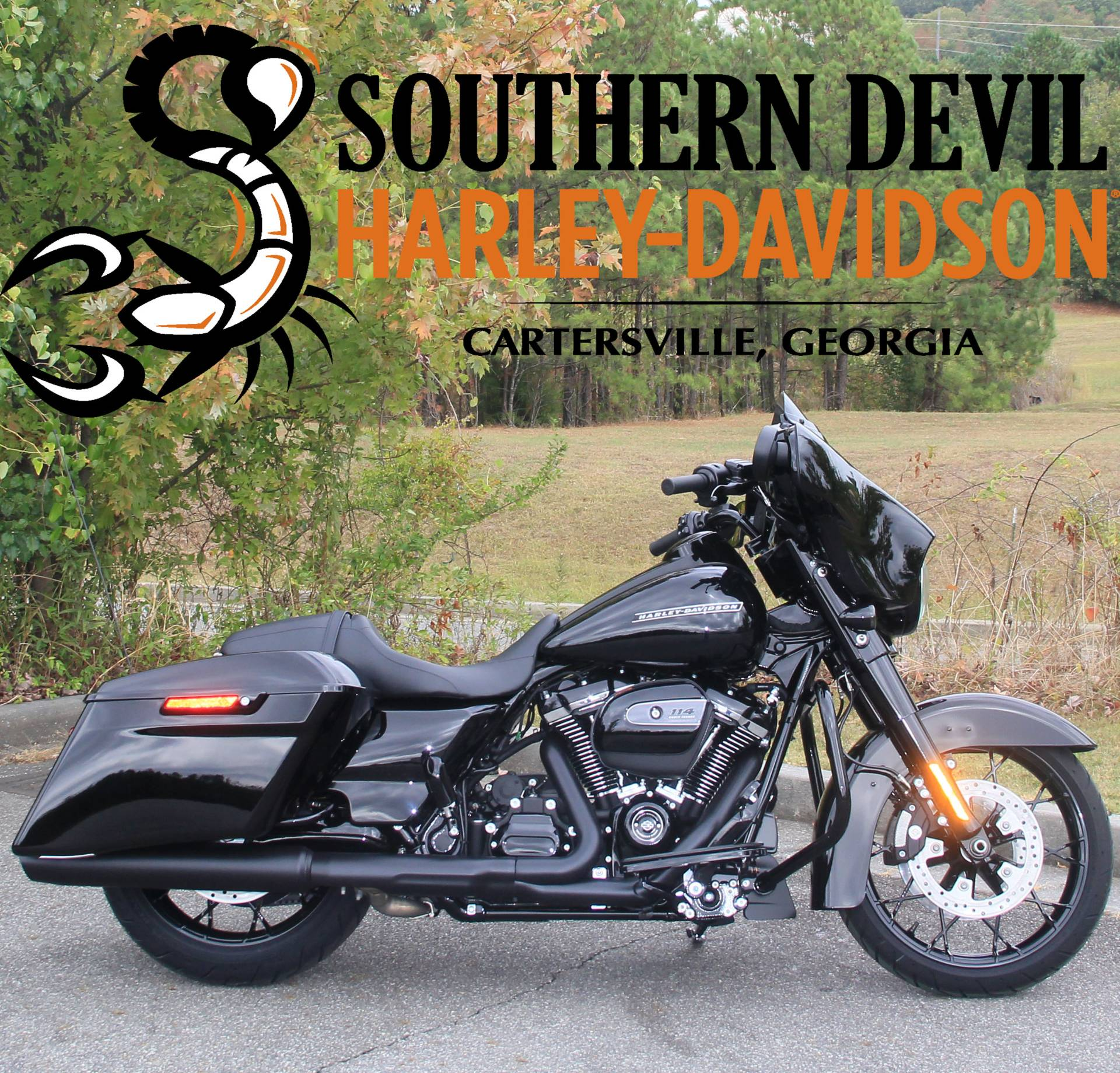 2020 Harley-Davidson Street Glide® Special in Cartersville, Georgia - Photo 1