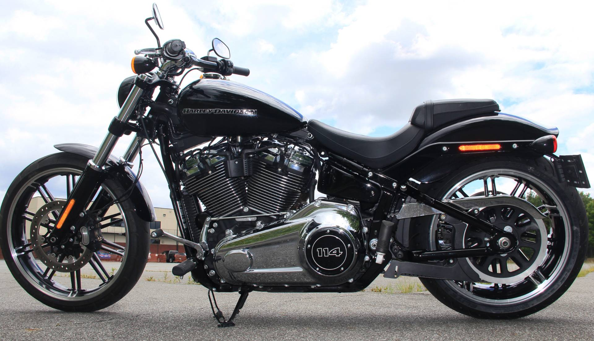 2019 Harley-Davidson Breakout in Cartersville, Georgia - Photo 5