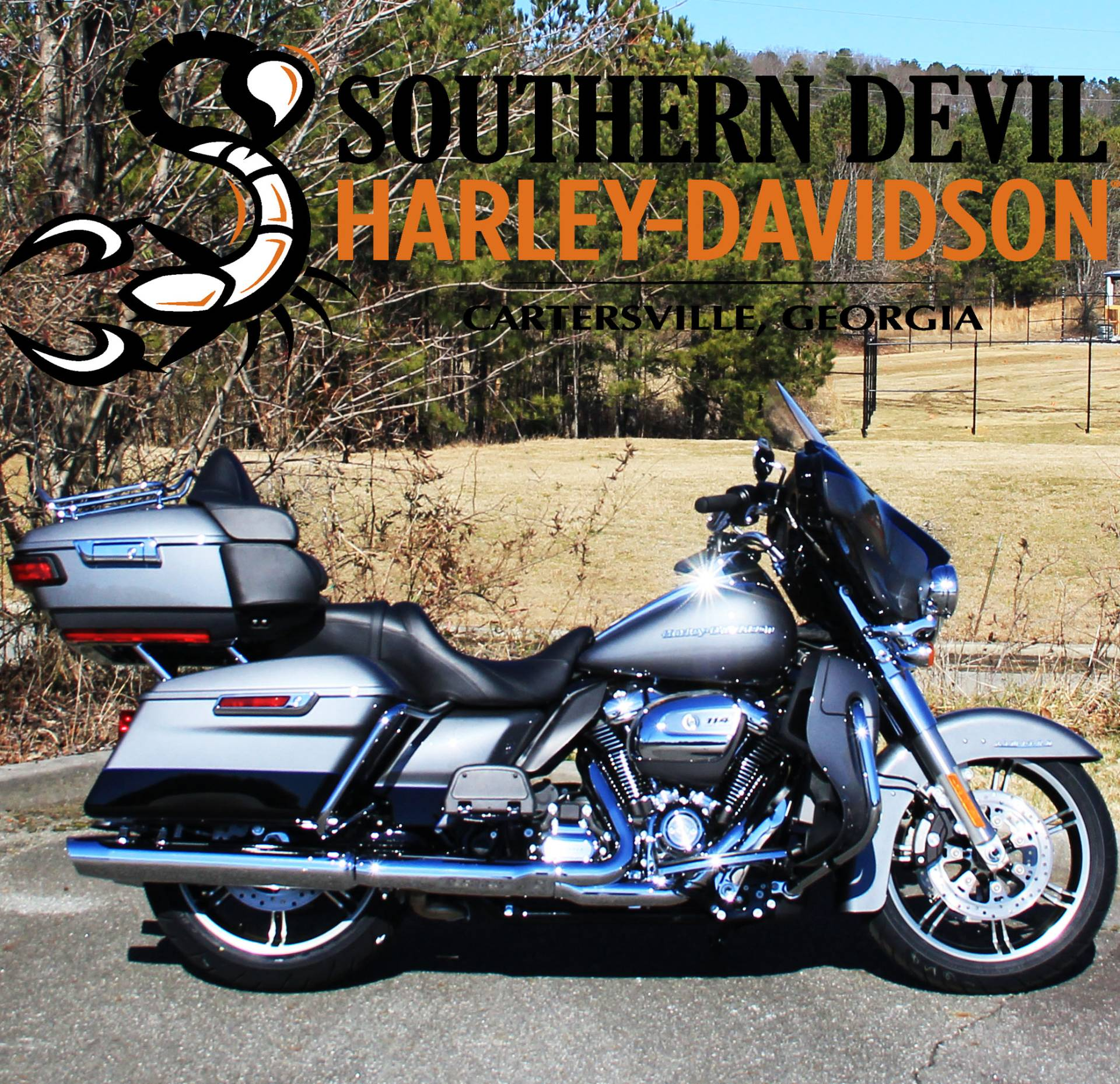 2021 Harley-Davidson Ultra Limited in Cartersville, Georgia - Photo 1