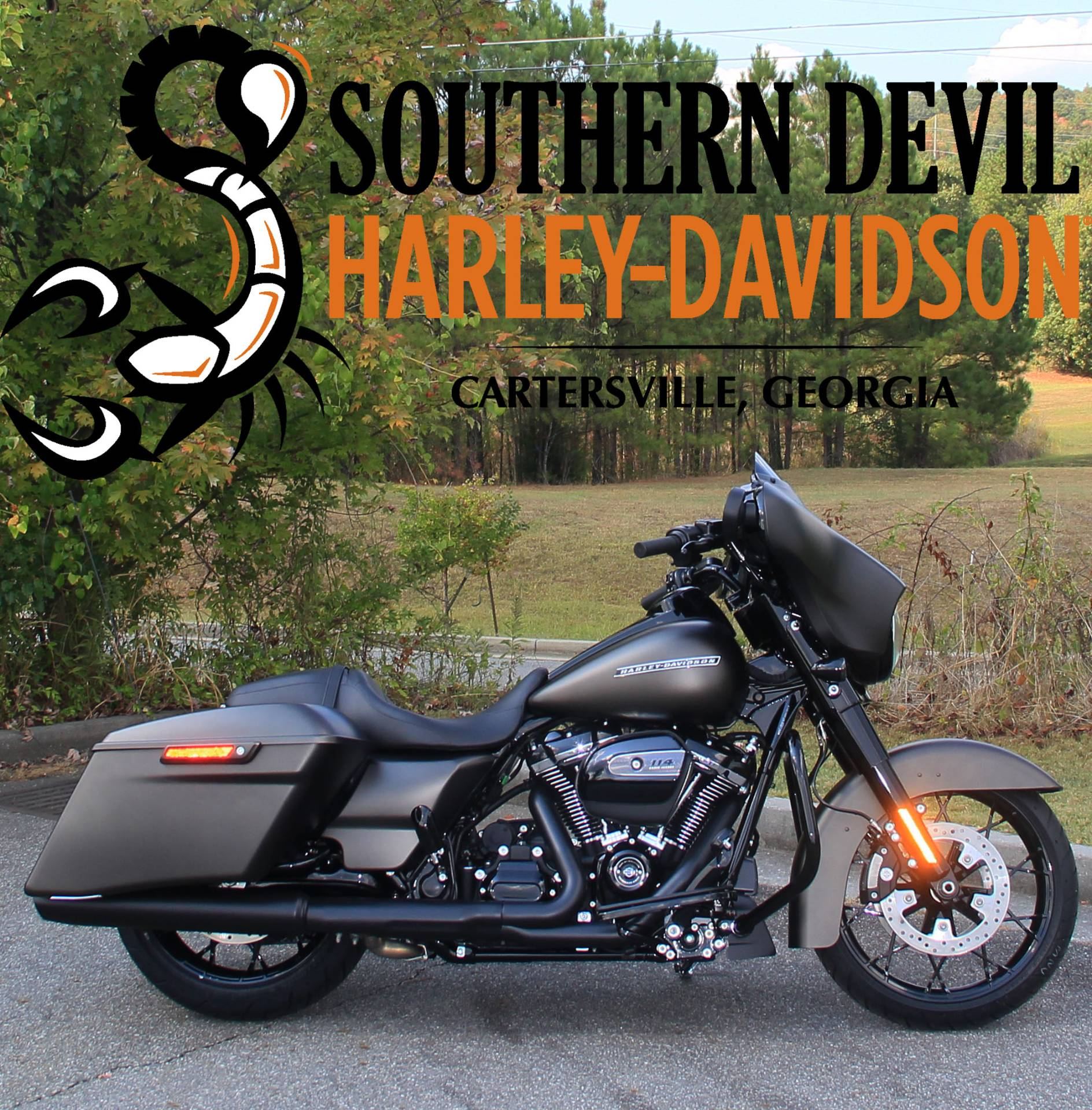 2020 Harley-Davidson Street Glide Special in Cartersville, Georgia - Photo 1