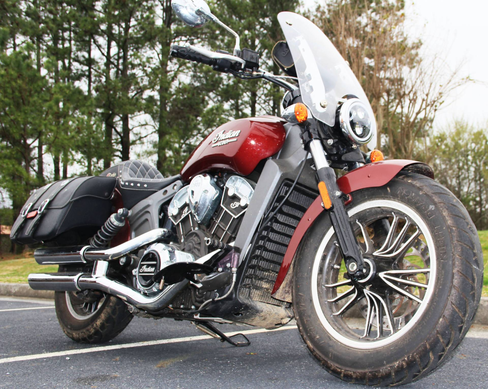 2018 Indian Scout in Cartersville, Georgia - Photo 2