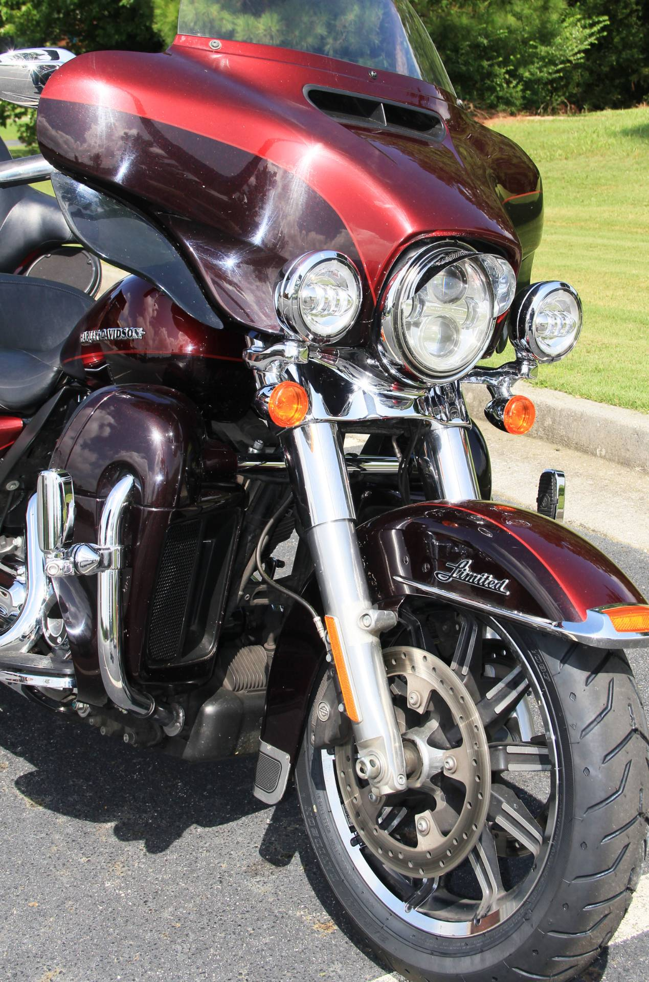 2015 Harley-Davidson Ultra Limited in Cartersville, Georgia - Photo 3