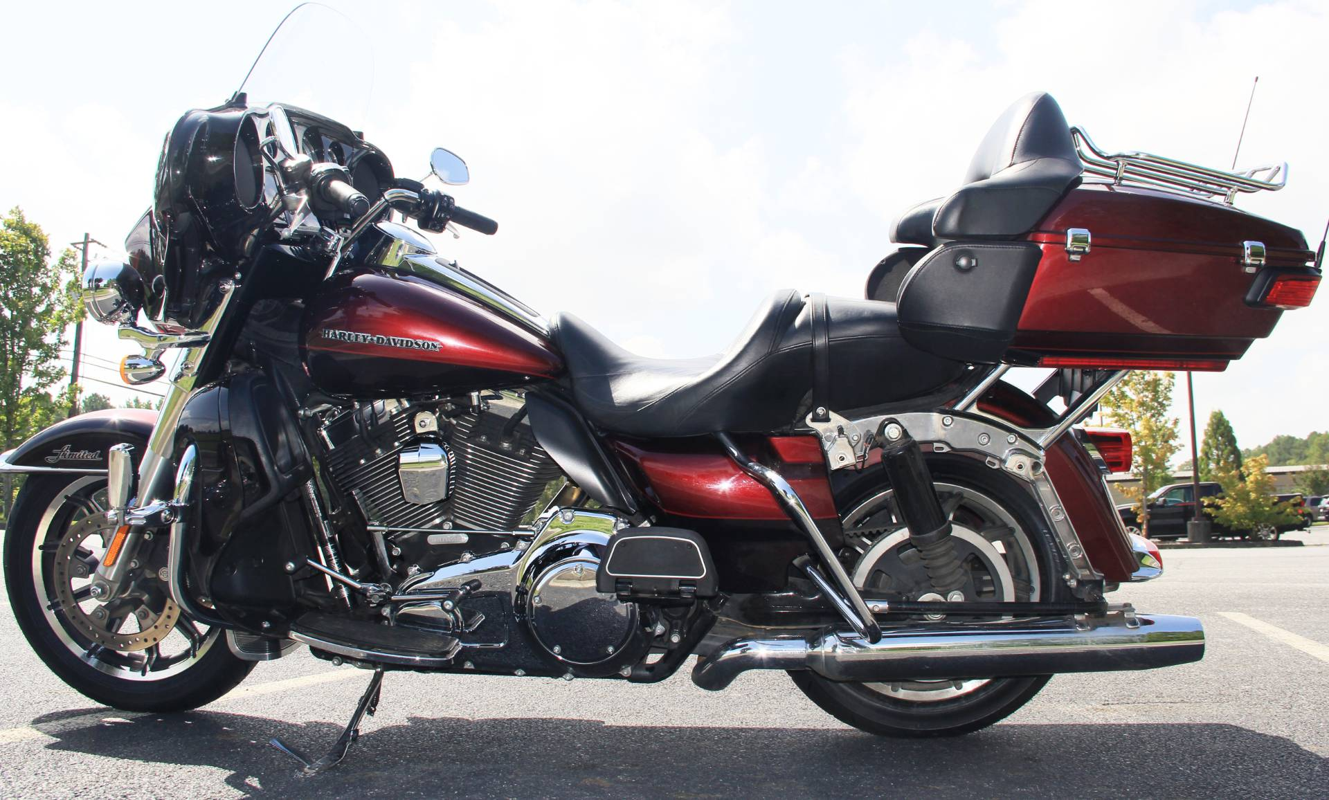 2015 Harley-Davidson Ultra Limited in Cartersville, Georgia - Photo 5