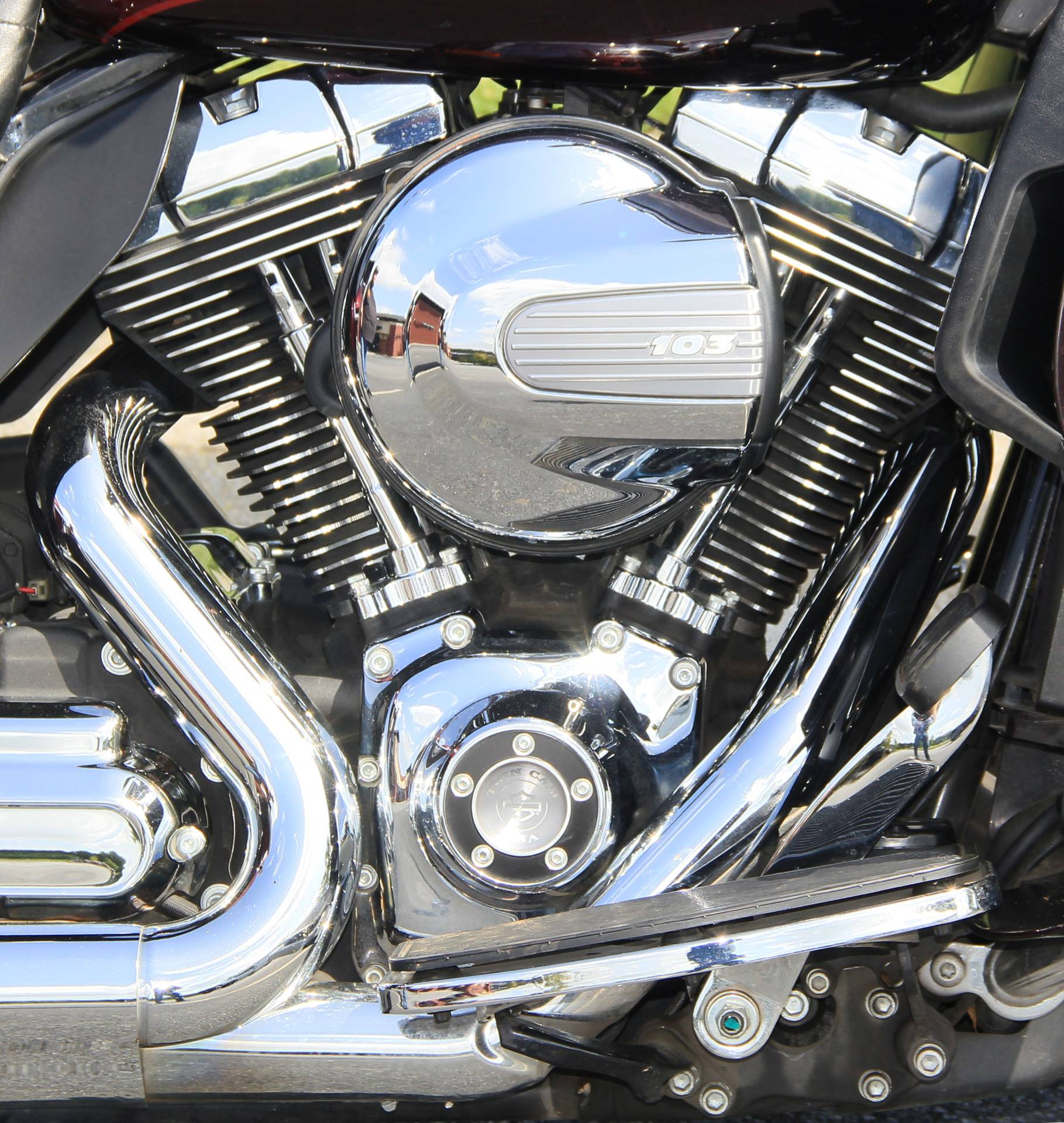 2015 Harley-Davidson Ultra Limited in Cartersville, Georgia - Photo 12