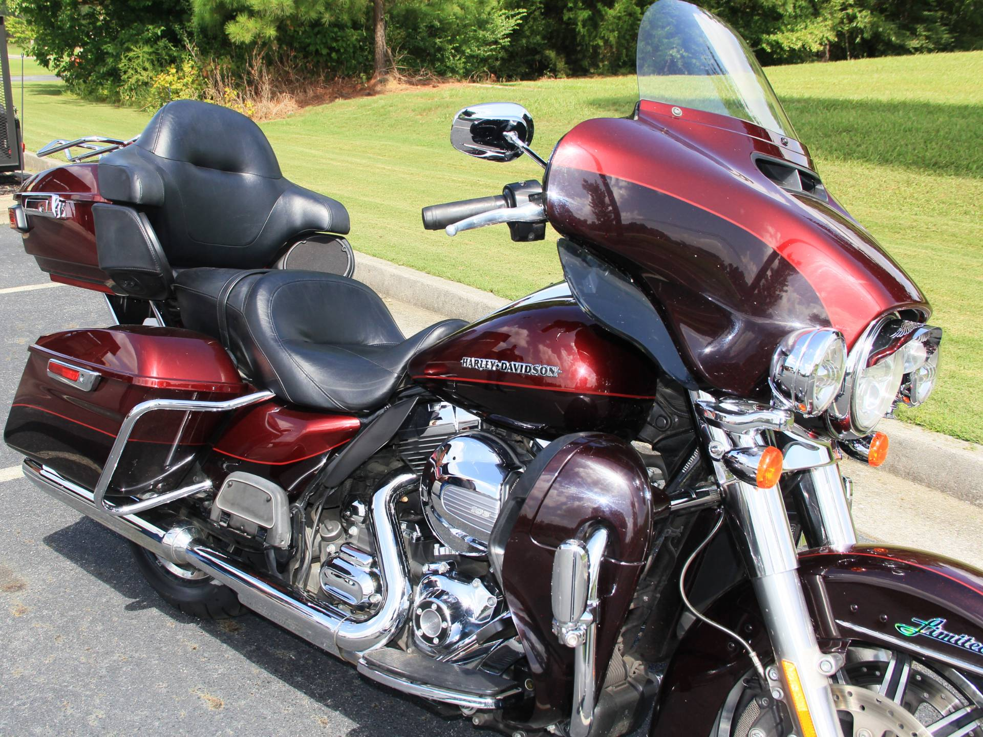 2015 Harley-Davidson Ultra Limited in Cartersville, Georgia - Photo 13